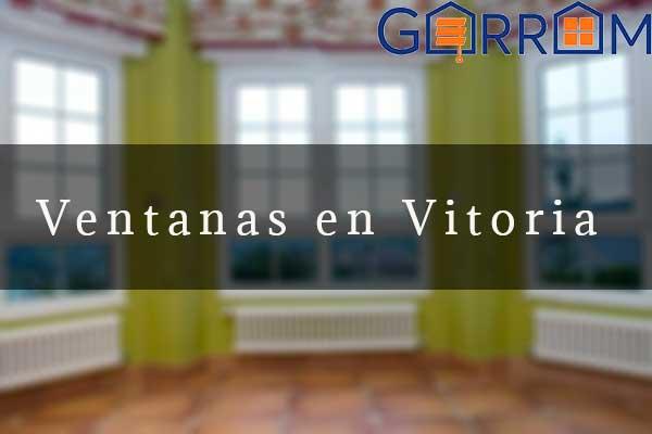 Ventanas en Vitoria