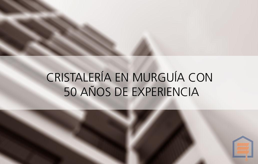 Cristalería en Murguía